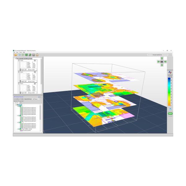 AMP-Image_Multifloor modeling